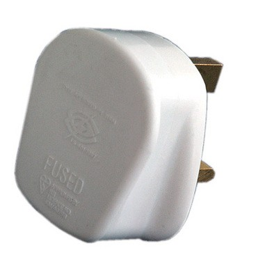 De-Oxit Treated UK Mains Plug