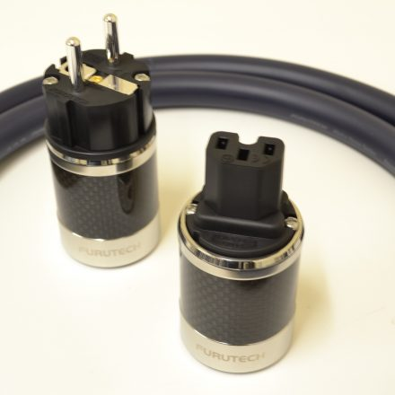 MCRU Furutech DIY Mains Lead Set for Europe