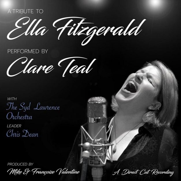 Clare Teal a Trubute To Ella Fitzgerald 180g Vinyl